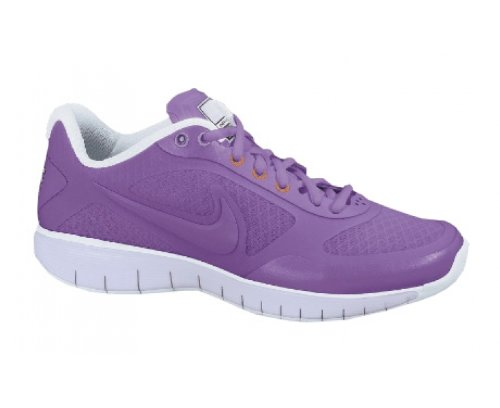 Nike Free Xt Everyday Fit Damesschoenen Brght Vlt.brght Vlt-white-prpl