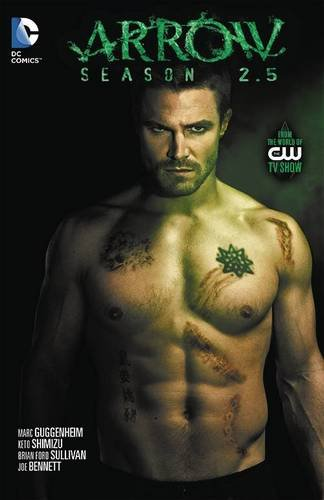 Price comparison product image Arrow Season 2.5: From the World of The CW TV Show