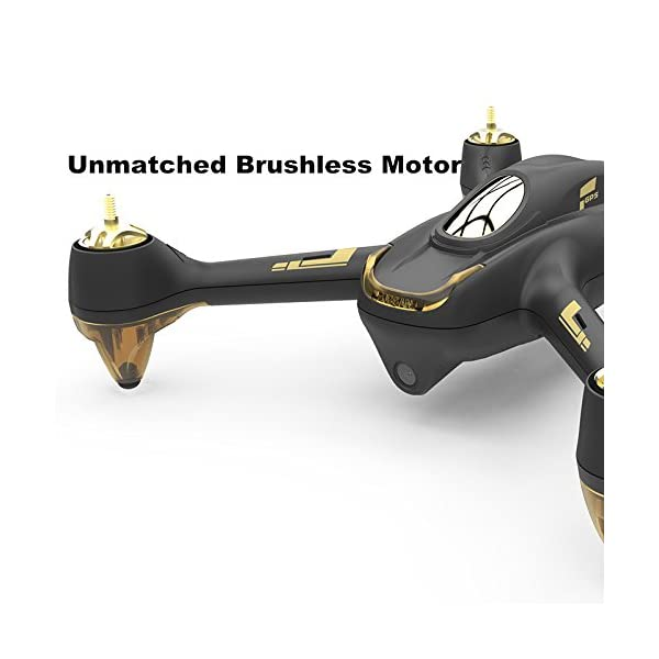 Hubsan H501S X4 PRO Brushless FPV Droni Quadricotteri GPS Fotocamera 1080P HD 5.8Ghz con Telecomando High Edition (H501S Nero) 5 spesavip