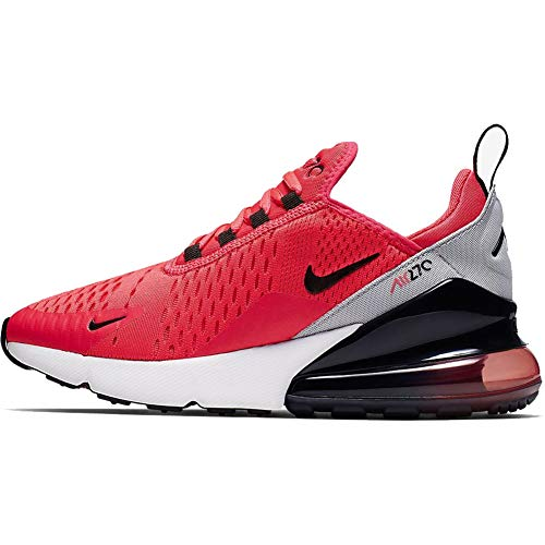 Nike Air Max 270 GS Running Trainers CI5634 Sneakers Shoes (UK 5.5 us 6Y EU 38.5, red Orbit Black Grey 600)