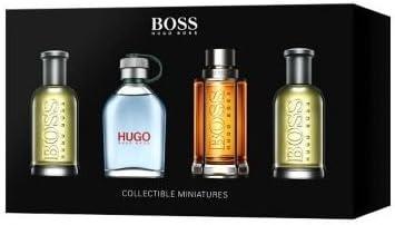 Set de 4 perfumes en miniatura coleccionables Hugo Boss: Amazon.es: Belleza