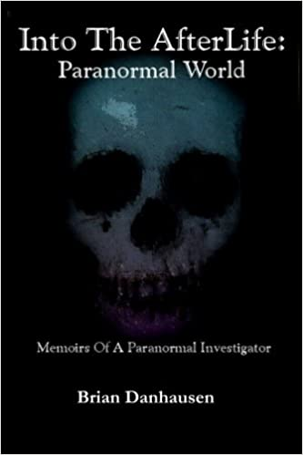 Book Into The Afterlife Paranormal World