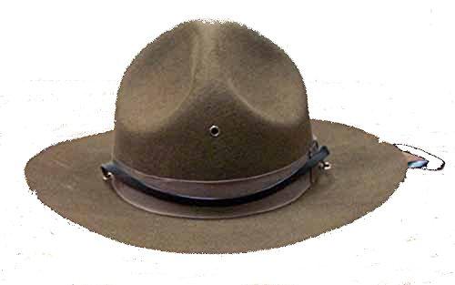 J2285 (Mountie Hat Costume)