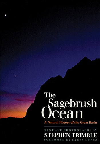 - The Sagebrush Ocean, Tenth Anniversary Edition: A Natural History Of The Great Basin