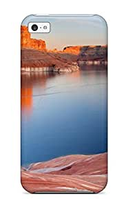 TYH - Best New Arrival Case Specially Design For ipod Touch 4 (padre Bay Lake Powell Utah) K4 phone case