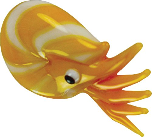 LookingGlass Miniature Glass Collectible : Nate the Nautilus