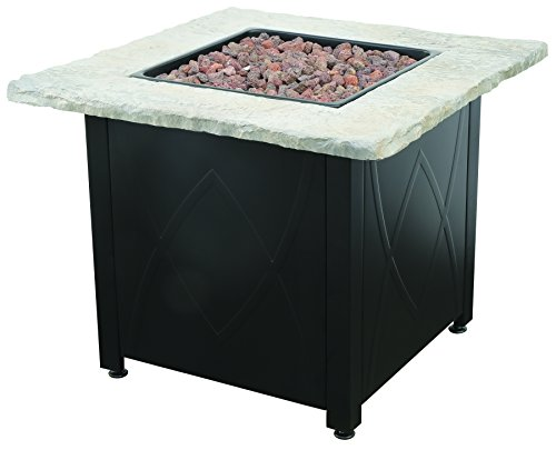 - Endless Summer GAD1445DH LP Gas Outdoor Fire Table, Brown