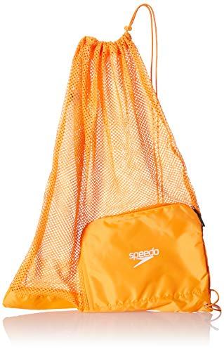 Speedo Ventilator Mesh Equipment Bag, Bright - Speedo Bag Duffle