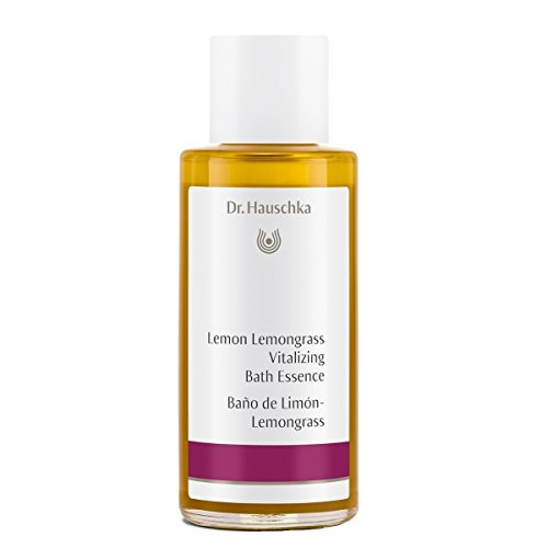 (Dr. Hauschka Lemon Lemongrass Vitalizing Bath Essence, 3.4 Ounce)