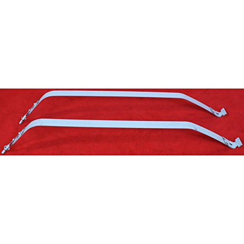 Fuel Tank Strap for Ford Bronco 78-96 Set of 2 (29.13 in. Length) ()