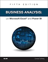 Business Analysis with Microsoft Excel, 5th Edition Front Cover