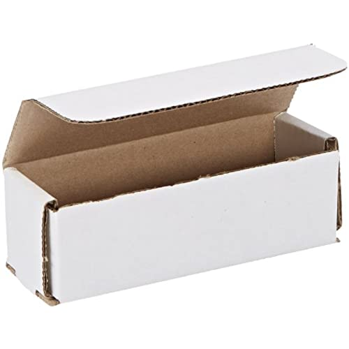"Aviditi M622 Crush Proof Corrugated Mailer, 6"" Length x 2"" Width x 2"" Height, Oyster White (Bundle of 50) for sale"