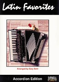 (Santorella Publications Latin Favorites For Accordion)