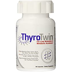 Giant Sport Thyro Twin Weight Loss Supplement, 90 Count
