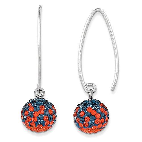 Chelsea Sterling Silver Earrings - 8