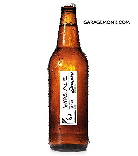 100 Mini Reusable Beer Bottle Labels: 3