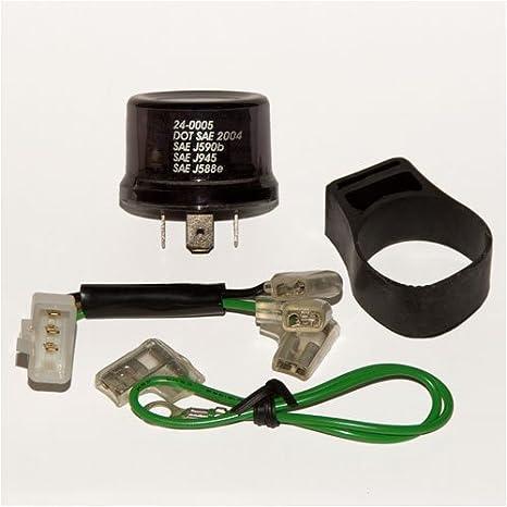 Amazon Com Universal Turn Signal Flasher Relay Automotive