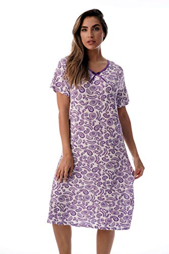 Just Love Womens Nightgown Sleep Dress - Pajamas Sleepshirt