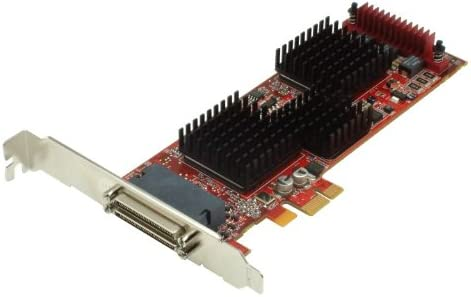 ATI FireMV 2400 Tarjeta gráfica (PCI, 128MB DDR memoria, DVI ...