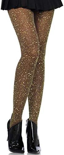 Leg Avenue Womens Shimmer Tights