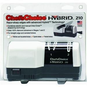 Chef's Choice M210 Hybrid 2 Stage Knife Sharpener