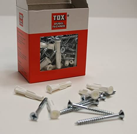 TOX Allzweckdüdel TRIKA10//61 Karton mit 50 Stück