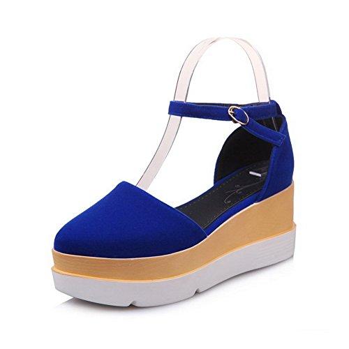 ASL05563 BalaMasa Blue Blu EU con 35 Donna Plateau drXpXwq