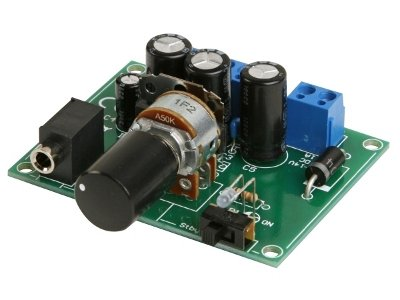 - Velleman MK190 2X5W Amplifier for Mp3 Player