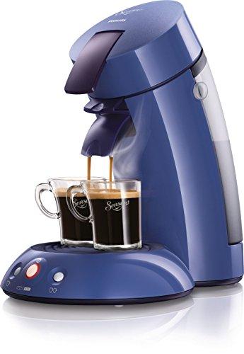 Philips HD-7810/70 Senseo Cafetière à dosettes Bleu