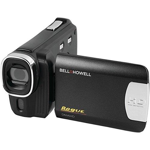 BELL+HOWELL DNV6HD-BK 20.0-Megapixel Rogue DNV6HD 1080p IR Night-Vision C...