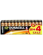 Duracell Batterij Plus Mignon AA 20 + 4 gratis speciale verpakking
