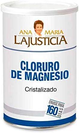 Ana María Lajusticia Cloruro de magnesio - 400 gr