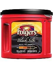 Folgers Black Silk Ground Coffee 750g