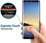 Galaxy Note 8 Screen Protector, (2-Pack) Tempered
