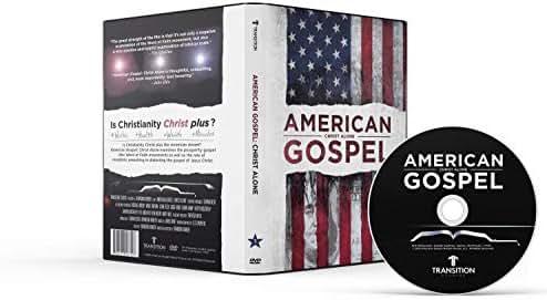AMERICAN GOSPEL: Christ Alone DVD (NTSC North American DVD) (AMERICAN GOSPEL: Christ Alone DVD (NTSC English w/Spanish & Dutch subtitles)