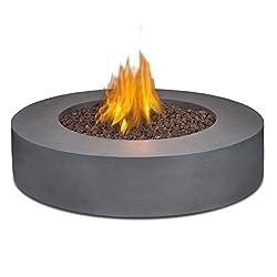 Real Flame Mezzo Round