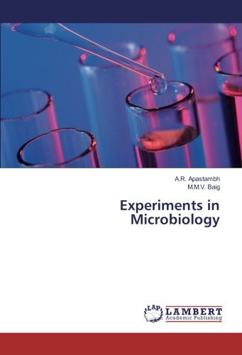 Experiments in Microbiology pdf epub
