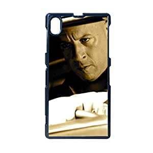 Design With Fast Furious 7 Art Back Phone Case For Women For Sony Xperia Z1 Choose Design 10