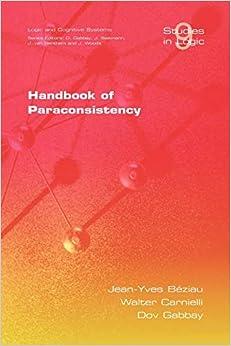 Como Descargar Libros Para Ebook Handbook Of Paraconsistency (studies In Logic (logic & Cognitive Systems)) PDF Web