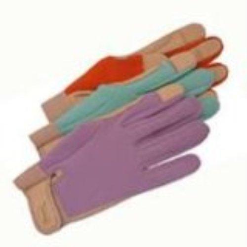 Boss 793M Ladies Guard Deluxe Goatskin Palm Glove, Lycra Back, Medium