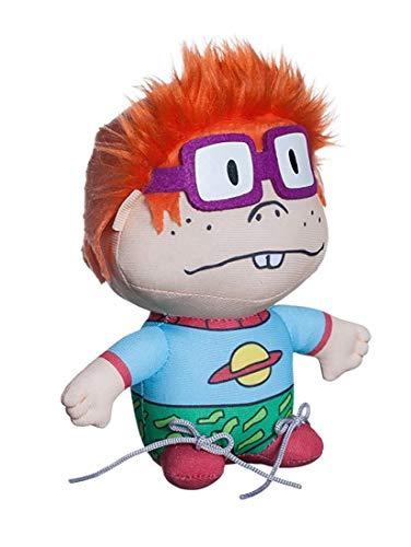 Comic Images Super Deformed Plush Classic 90S Nick Toons Chuckie Plush Figure