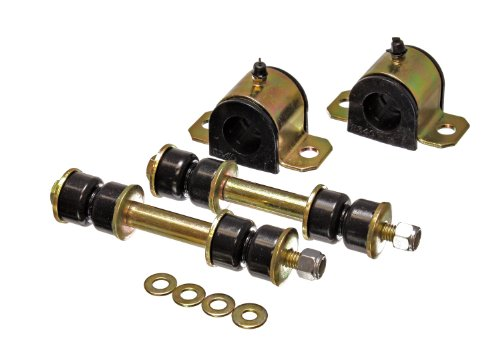 Performance 22mm Rear Sway Bar (Energy Suspension 8.5122G 22mm Rear Sway Bar Bushing Set)