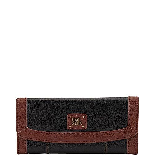 the-sak-iris-flap-wallet-black-onyx-one-size