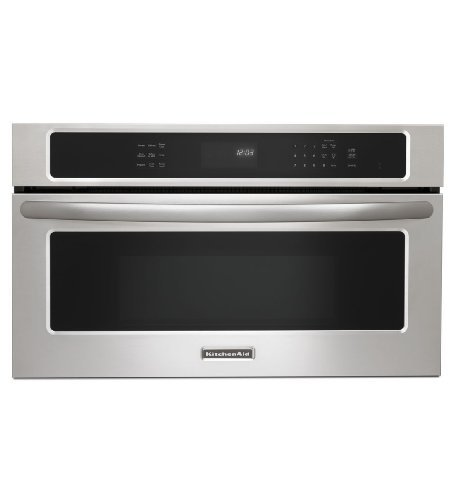 Kitchenaid Kmbp100ess00 Convection Microwave Oven
