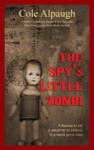 book cover of The Spy\'s Little Zonbi
