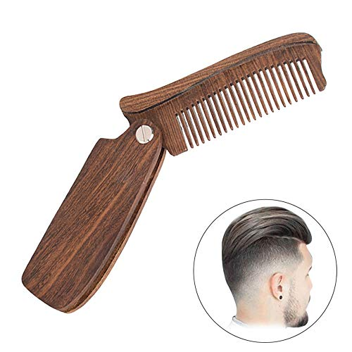 Euone  Beard Brush Clearance , Beard Comb