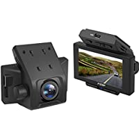 PEBA Dash Cam Covert Recorder Car Cam PEBA Full HD 1080p Video Recorder with HDR, Loop Recording, Motion Detection, Park Monitor and G-Sensor