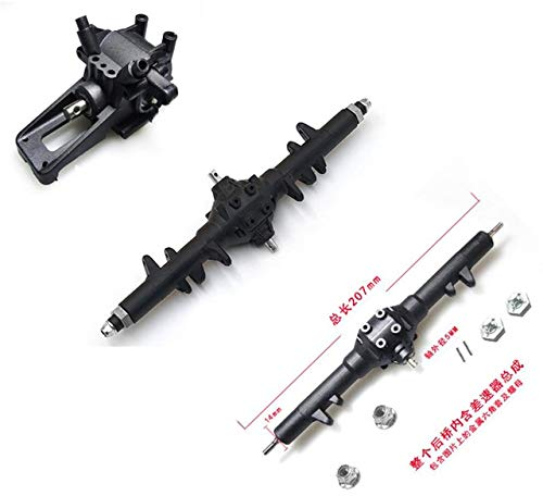 Part & Accessories Feiyue FY-01 FY-02 FY-03 FY-04 FY-05 FY-06 FY-07 Spare Parts Front Middle Rear Gearbox Assembly - (Color: Front Middle Rear ge)