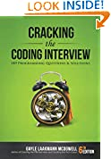 #3: Cracking the Coding Interview: 189 Programming Questions and Solutions