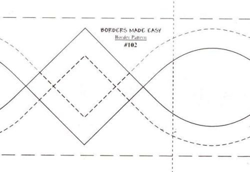Quilting Made Easy Border - 6
